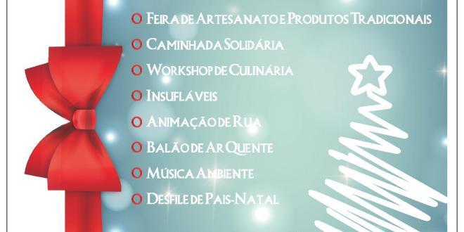 Agim promove atividades de Natal durante o fim-de-semana