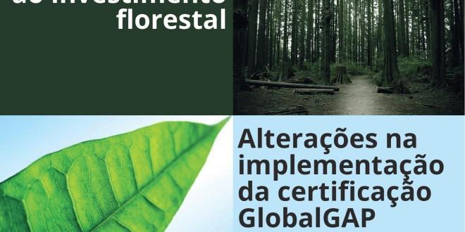 Investimentos florestais e alterações à implementação da certificação GlobalGAP em debate