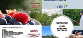Formações em Jovem Agricultor, APF, PRODI e Primeiros Socorros