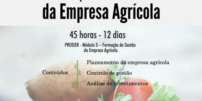 gestão agricola