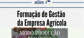 Formação certificada de Modo de Produção Biológico e Gestão Agrícola