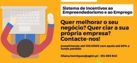 Apoio à criação de micro e pequenas empresas