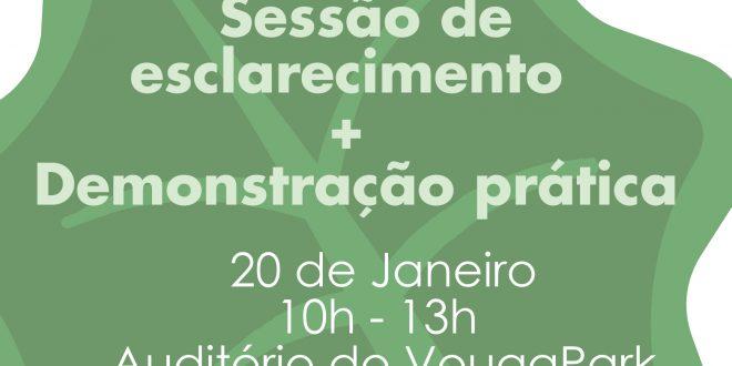 Sessão sobre GlobalGAP leva participantes  a visitar plantação certificada