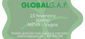 Palestra sobre certificação GlobalGAP em Vagos