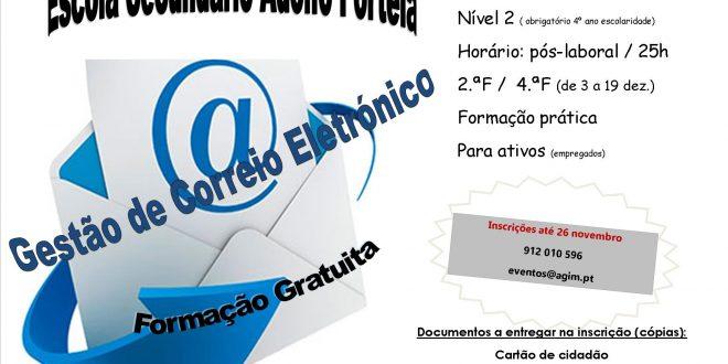 GestãoCorreioEletronico_ESAP