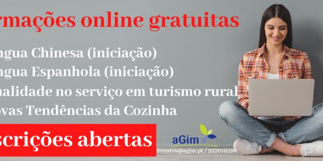 Formações online gratuitas