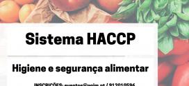 Higiene e segurança alimentar e sistema HACCP: formação gratuita on-line